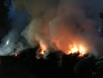 Waldbrand in Gr. Haselbach